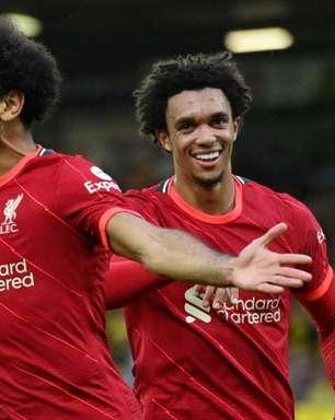 Liverpool inicia conversas por renovação com Salah