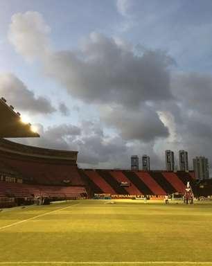 Sport quer melhorar desempenho como mandante contra o São Paulo