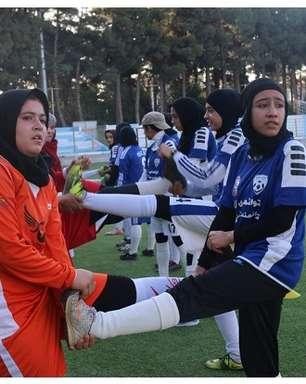 Jogadoras de futebol de Herat somem após ascensão do Talibã