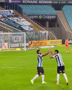Grêmio vence o Bahia e se aproxima de deixar o Z4 da Série A