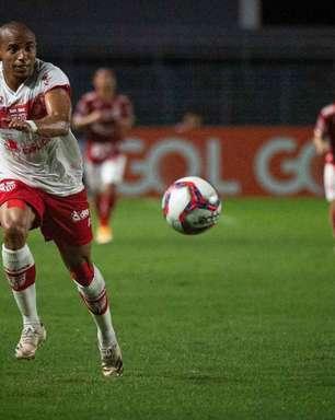 Titular absoluto do CRB, Reginaldo Lopes espera manter ritmo forte com a equipe alagoana