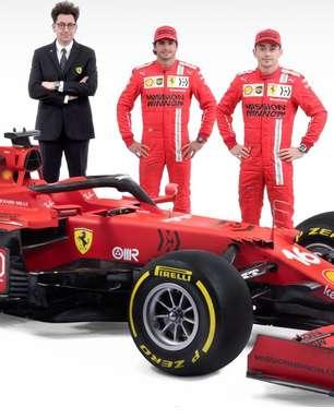 F1: O Sol parece brilhar para a Ferrari