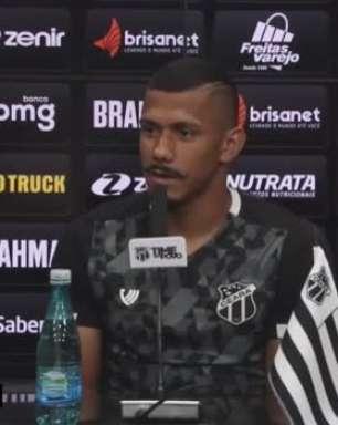 "CEARÁ: Fernando Sobral comenta boa fase individual: ""Espero seguir ajudando o clube a conquistar as metas"""