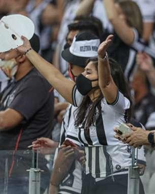 Secretário de Saúde de BH indica volta de público a estádios