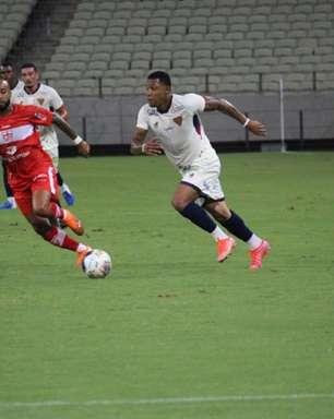 Wesley espera grande sequência de 2021 no CRB e sabe que pode atingir objetivos no clube
