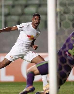 Gabriel Novaes marca primeiro gol pelo Red Bull Bragantino e comemora: 'Muito especial'