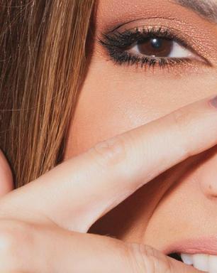Patricia Poeta mostra como usar tons terrosos na maquiagem