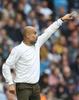 Guardiola indica que pode renovar com o Manchester City