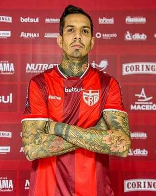 Zagueiro Victor Ramos quer o CRB ligado para seguir evoluindo