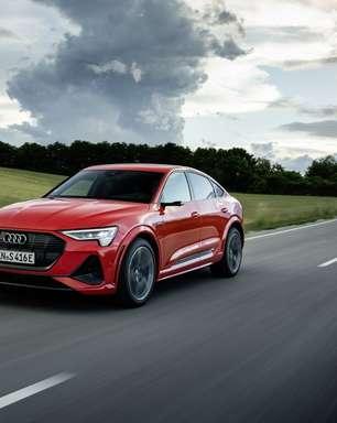 Audi e-tron S Sportback inicia entregas no Brasil, partindo de R$ 779.990