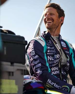 """Chefe da Haas admite felicidade por Grosjean na Indy: """"Mostrando que é capaz"""""""