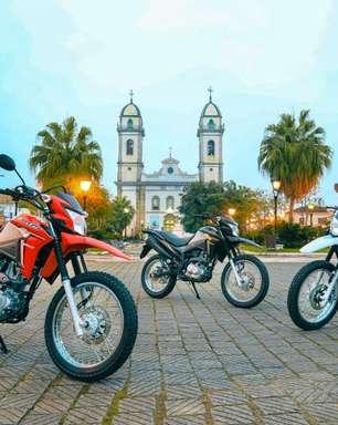 Motos mais vendidas por segmento no Brasil em 2021