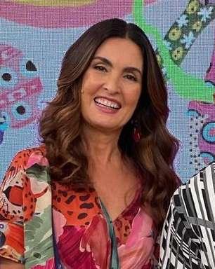 Fátima Bernardes usa look carbon free com fauna brasileira