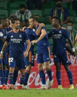 Real vence Betis com golaço de Carvajal e lidera o Espanhol