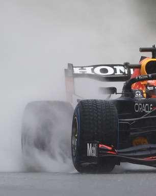 """Pole, Verstappen diz: """"Podíamos ter feito trabalho melhor"""""""