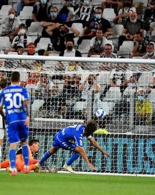 Juventus perde para o Empoli após adeus de Cristiano Ronaldo