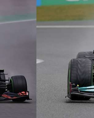 F1: As armas da Mercedes e da Red Bull para a Bélgica