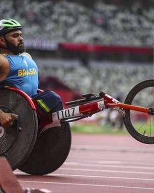 Parré avança à final dos 400m T54 e brasileiras dos 200m não conseguem pódio nos Jogos Paralímpicos