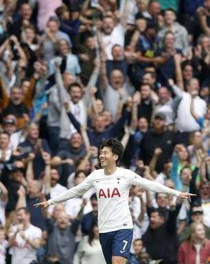 Tottenham vence o Watford e mantém 100% na Premier League