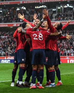 Atual campeão, Lille bate Montpellier e desencanta na França
