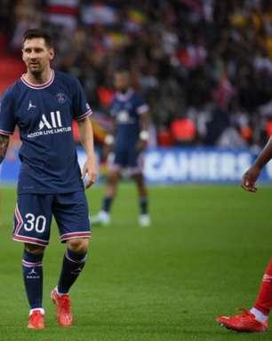 'Inimigo do entretenimento', internautas reclamam de Pochettino em estreia de Messi no PSG