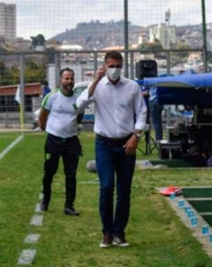 'Encaixe perfeito', ressalta Mancini sobre partida e vitória contra o Ceará