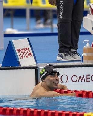 Na penúltima prova da carreira, Daniel Dias não consegue medalha nos Jogos Paralímpicos