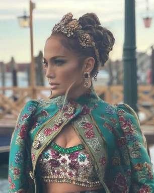 Com JLo e mais famosas, Dolce & Gabbana desfila em Veneza