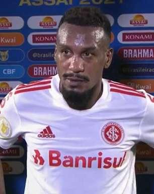 """Edenílson considera """"empate justo"""" contra o Atlético-GO"""