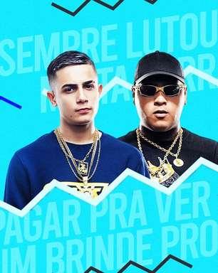 """MC Ryan SP e MC Hariel lançaram clipe de """"Falsos Amigos"""". Vem ver"""