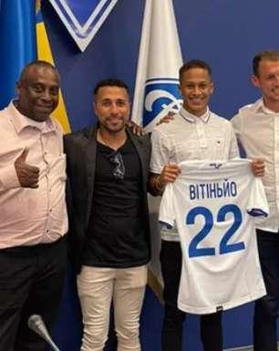 Athletico negocia Vitinho com a Ucrânia; veja o valor