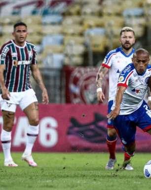 Diego Dabove afirma que 'também viu muita coisa boa' apesar de derrota do Bahia