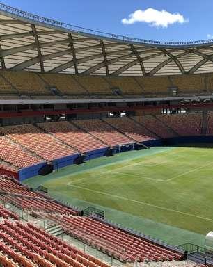 Arena da Amazônia vai receber Brasil x Uruguai em outubro