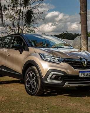 Renault Captur e Duster contarão com motor que reduz consumo de combustível