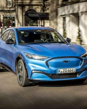 Ford desenvolve motor que transforma carros a combustão em elétricos