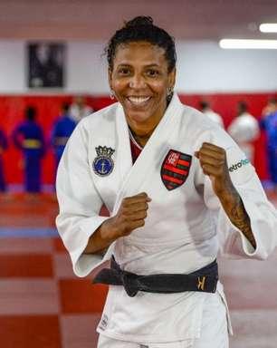 Fla anuncia a contratação de Rafaela Silva, ouro na Rio-2016