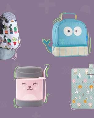 20 itens que vão dar deixar o passeio do bebê mais gostoso e confortável