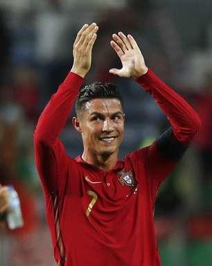 CR7 quebra marca e Portugal bate a Irlanda nas Eliminatórias