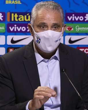 """Tite esconde time que pega Chile e exalta """"competição leal"""""""