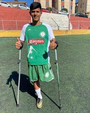 Garoto que uniu torcidas em Minas após ter perna amputada por linha chilena é convocado para seleção