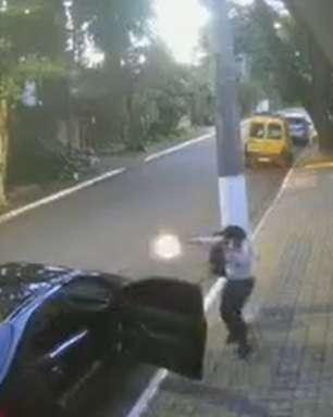 Escolta do prefeito de SP reage a assalto e mata suspeito