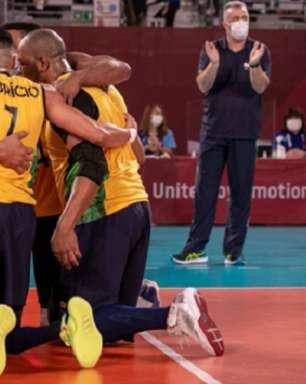 Brasil perde para Comitê Russo e disputará o bronze no vôlei sentado nas Paralimpíadas