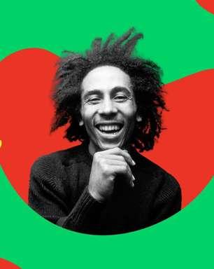 Conheça a biografia do Bob Marley, maior ícone do reggae