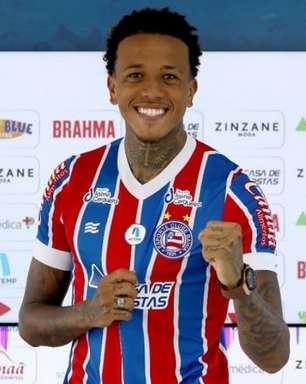 Apresentado pelo Bahia, Luizão traça expectativas para a segunda metade da temporada