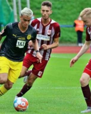Reinier marca dois gols em amistoso do Borussia Dortmund; veja o vídeo
