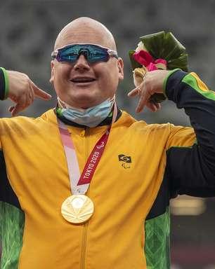 Resumo: Brasil é ouro no atletismo, natação e parataekwondo