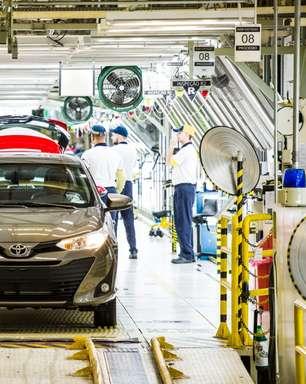 Toyota expande fábrica de Sorocaba e gera 850 empregos