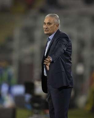 Tite indica mudanças nos titulares para enfrentar Argentina