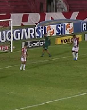 Guarani não aproveita superioridade numérica e fica no empate com o Náutico pela Série B