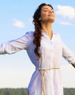 Exercícios para melhorar a respiração em dias secos